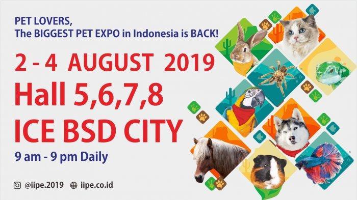 Indonesia International Pet Expo 2019