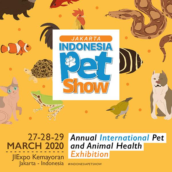 Jakarta Indonesia Pet Show 2020