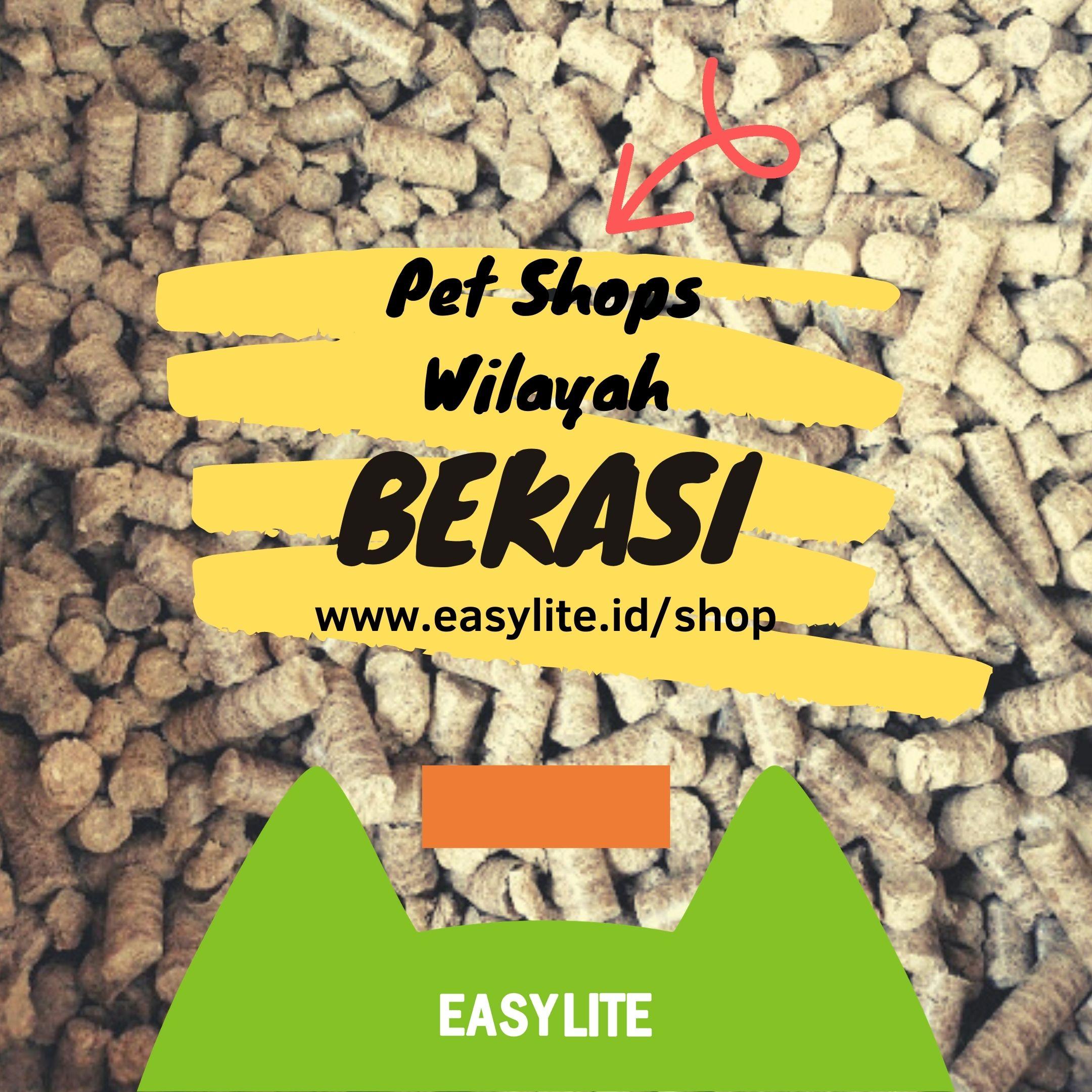 Easy Lite Tersedia di area Bekasi