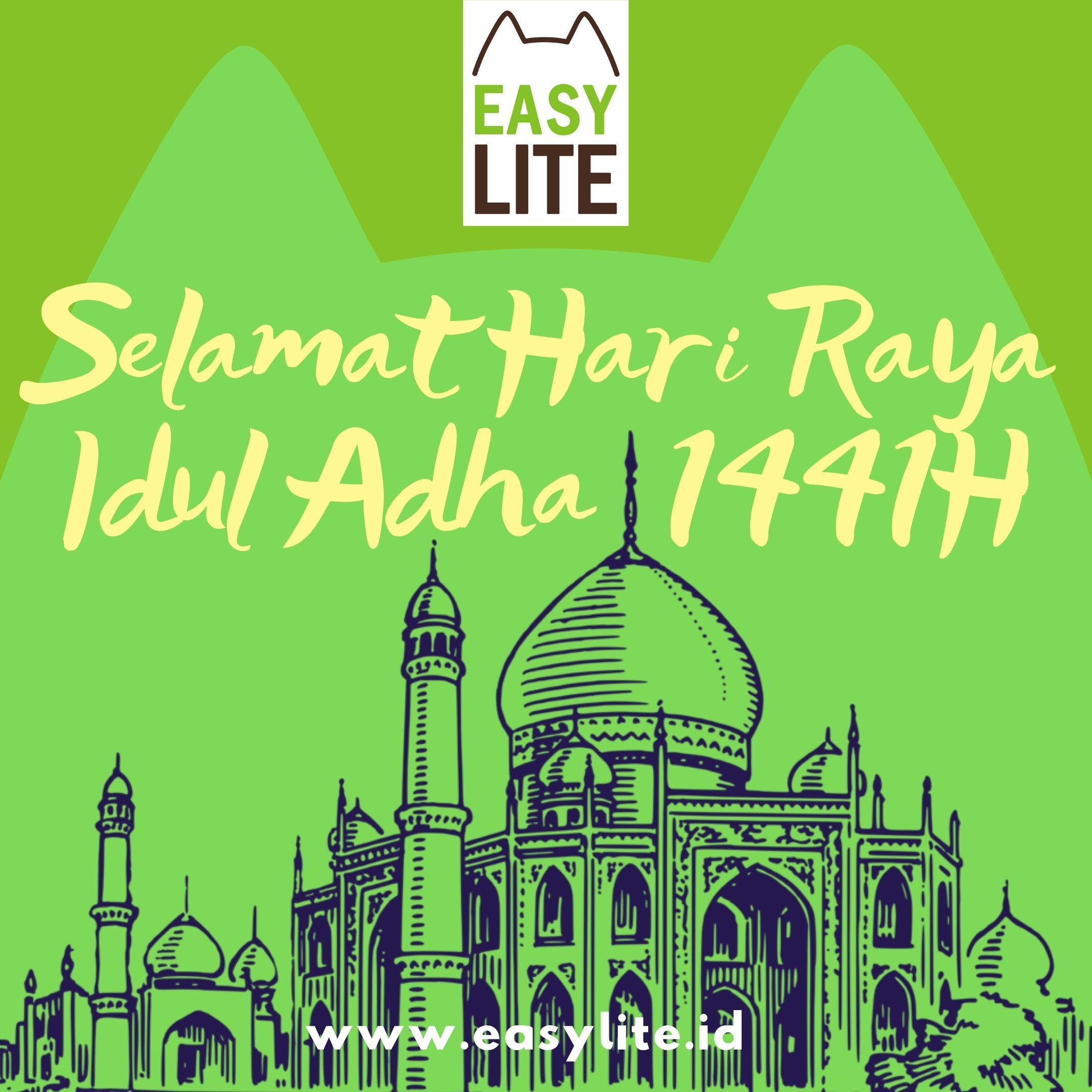 Selamat Hari Raya Idul Adha 1441H