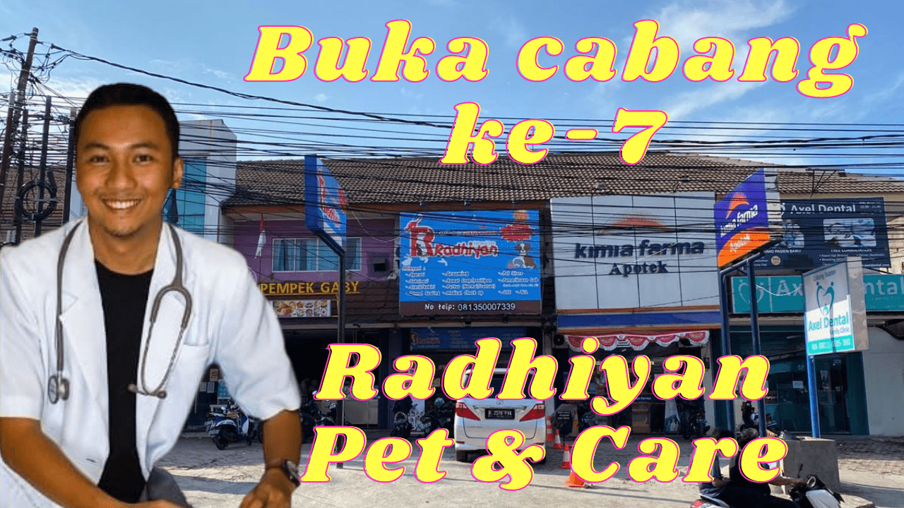 Easy Lite Goes To Radhiyan Pet & Care