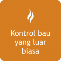 controls odor