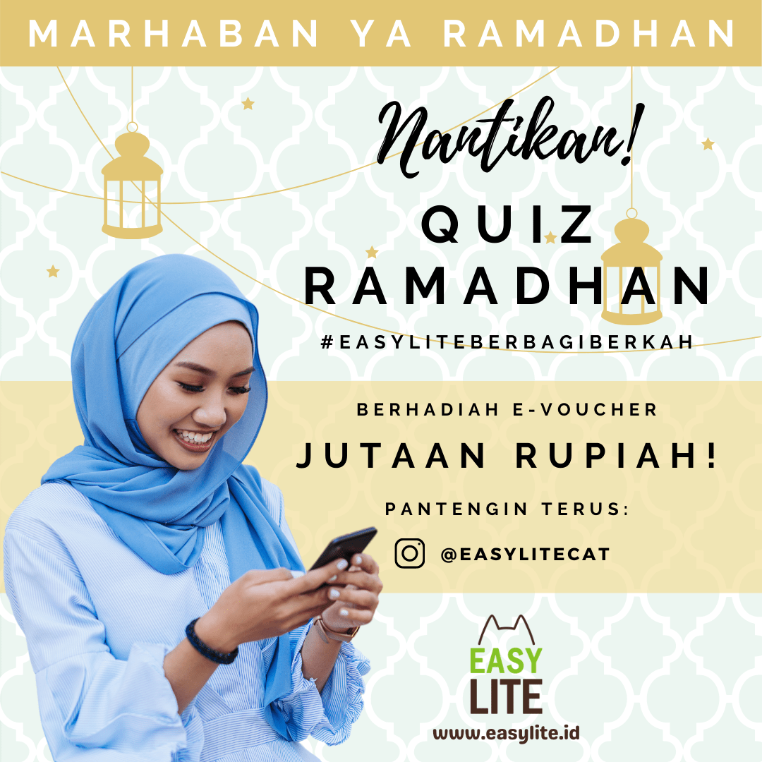 Quiz Ramadhan Easy Lite di Instagram